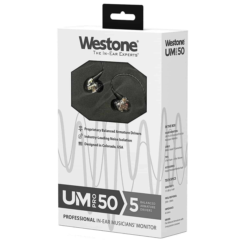 Westone UM Pro 50