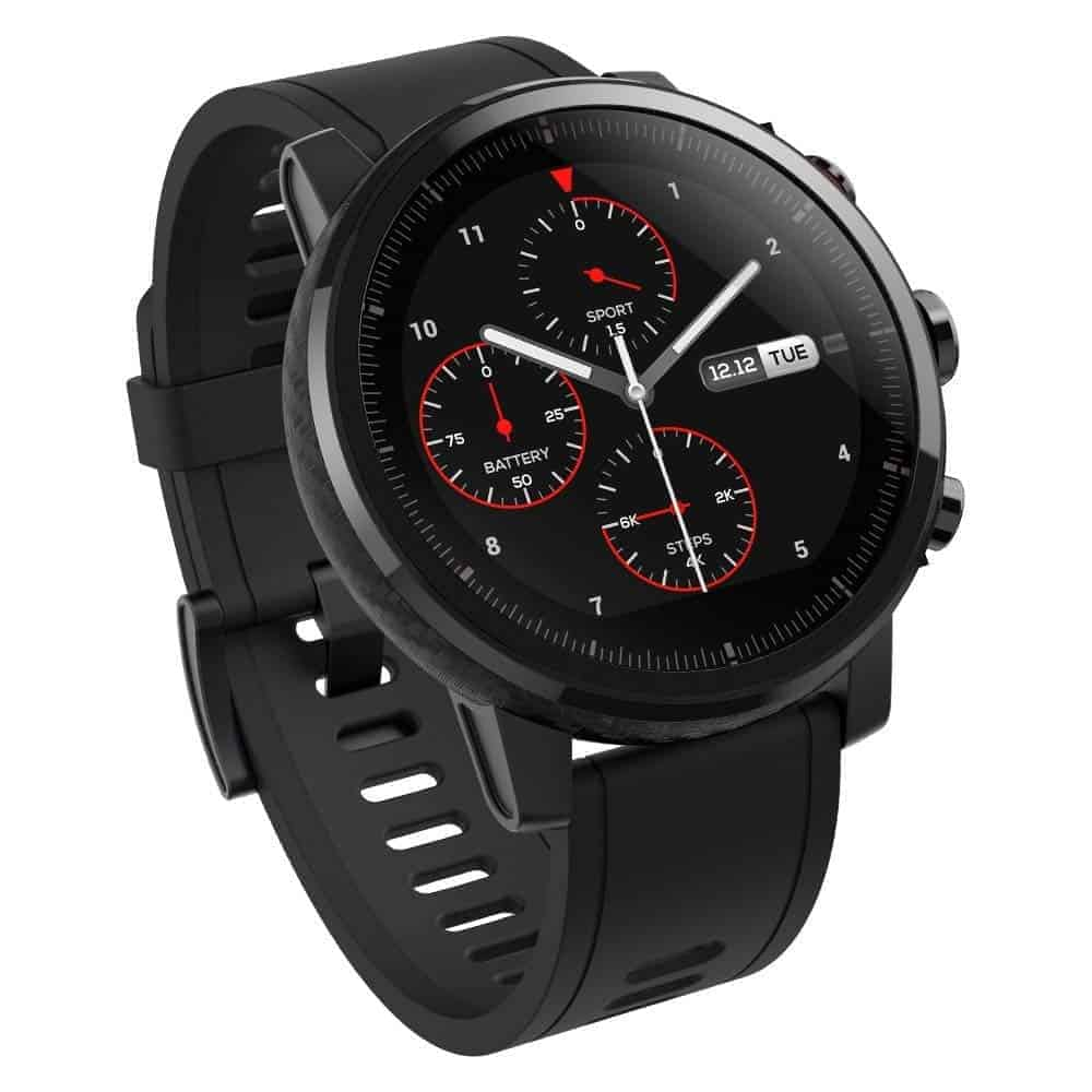 Amazfit Stratos Multisport Smartwatch with music and GPS