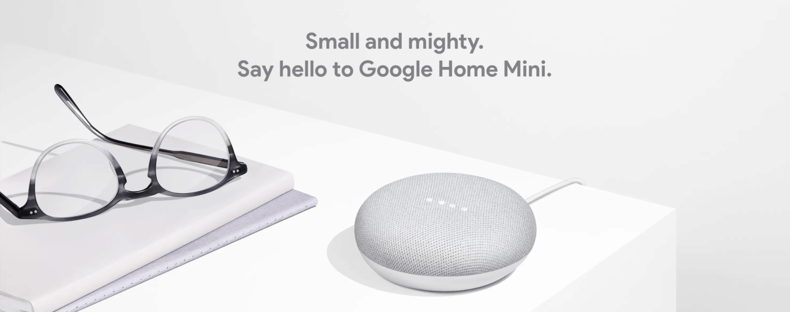 Google Home Mini HiFi Home Theatre