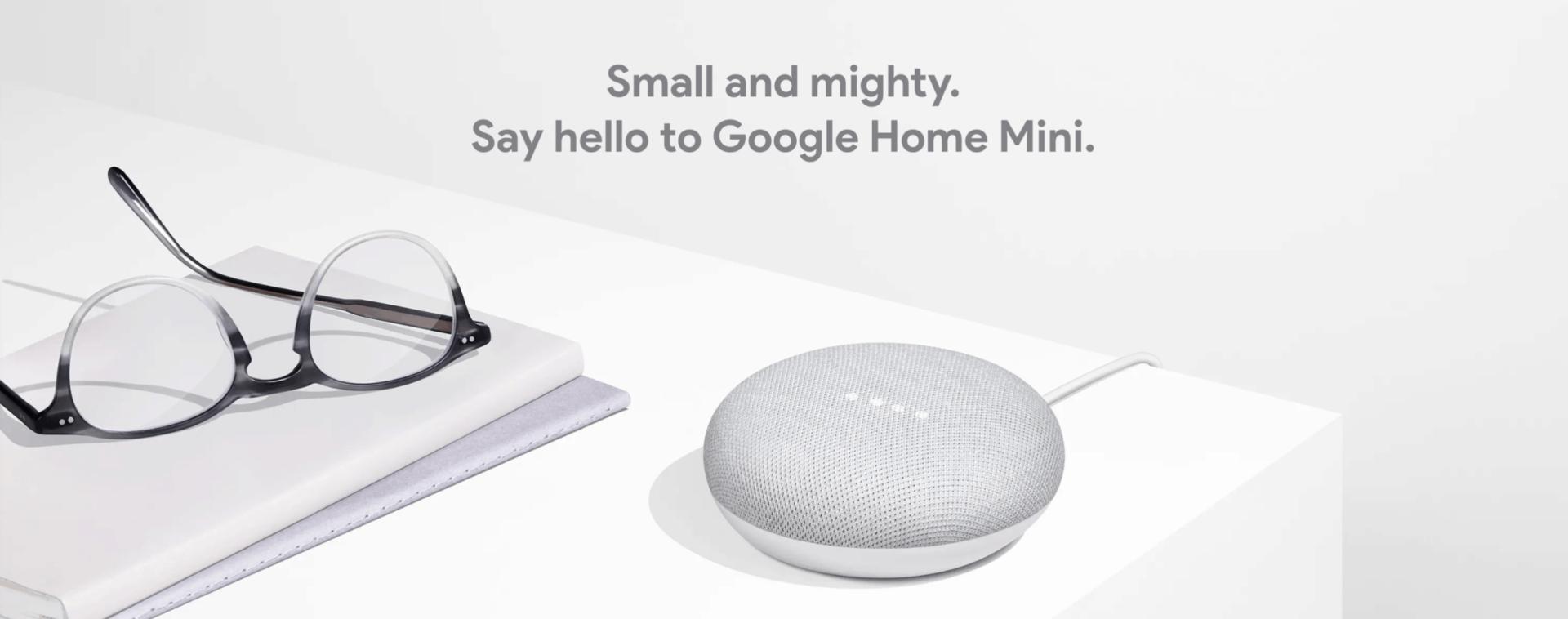 Google Home Mini HiFi Home Theatre