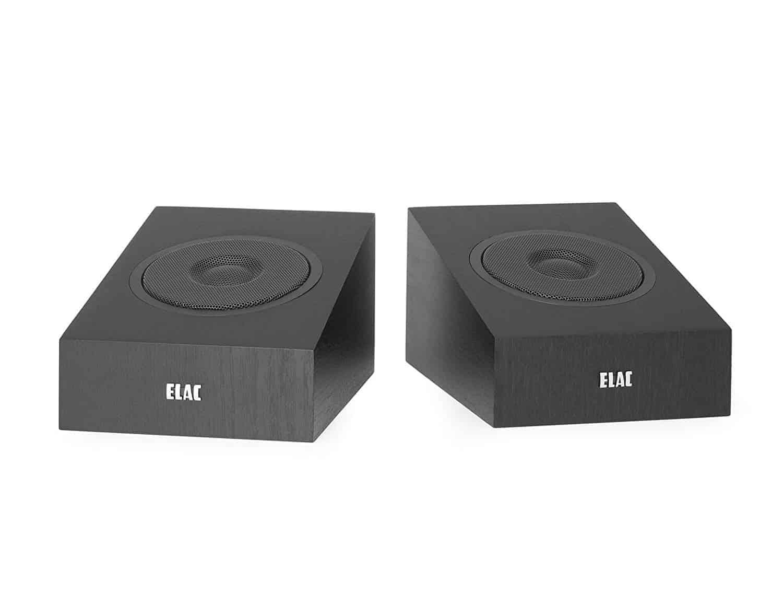 Best pick: ELAC Debut 2.0 A4.2 Dolby Atmos Speakers