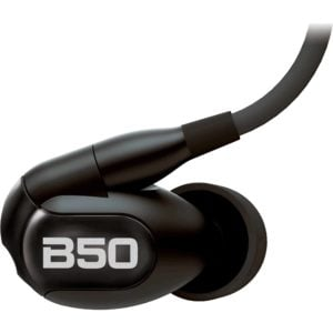 Westone B50 Review - close up earphone image