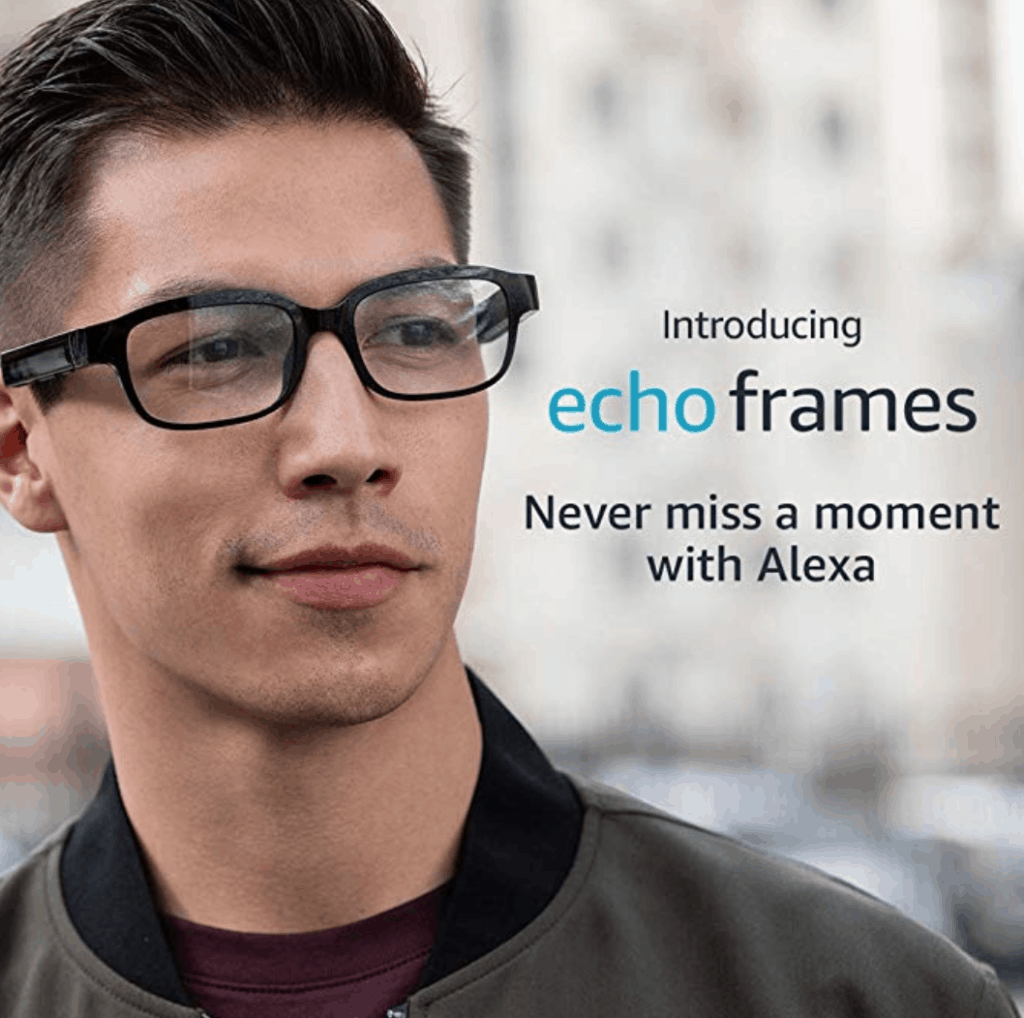 Amazon echo Frames